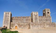 Castelo de Cinco Quinas, Sabugal by CCDR - Centro / Região Centro de Portugal, via Flickr