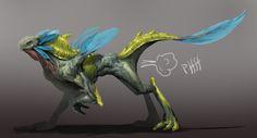 Creature 8 by orochi-spawn.deviantart.com on @DeviantArt