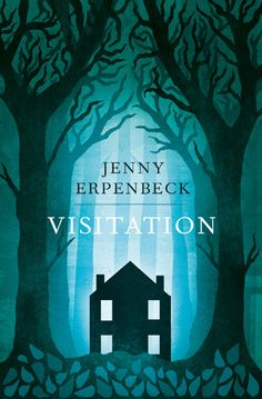 Haunting book cover design by Leo Nickolls