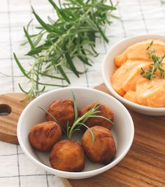 Croquetas Peach, Fruit, Food, Essen, Peaches, Meals, Yemek, Eten