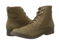 Madden Girl Ruebe Olive Paris - Zappos.com Free Shipping BOTH Ways