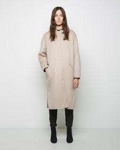Isabel Marant Hacene hooded coat