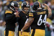 Week 5: Pittsburgh #Steelers over Philadelphia #Eagles 16-14.
