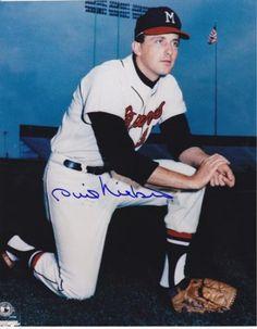 Phil Niekro Autographed 8x10 Photo #SportsMemorabilia #MilwaukeeBraves