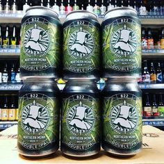 New beer. 822 - 8.7% Double IPA from @northernmonkbrewco in stock now