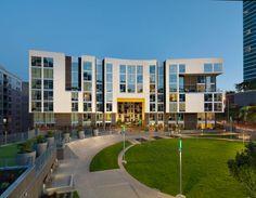 David Baker Architects: Rincon Green