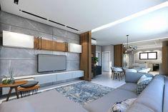 Projeto residencial feito pela arquiteta. Foto: Divulgação