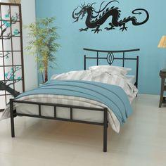 łóżko metalowe Lak System wzór 6J