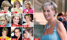 Perhaps more than any other part of her appearance, Diana's hair defined her. Here we detail how her look changed from 1981 through to one of her final public appearances.