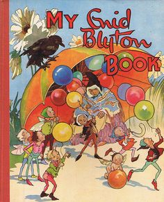 MY ENID BLYTON BOOK, Enid Blyton by www.vintagecobweb.com, via Flickr