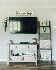 Farmhouse Decor ideas for any space! Country Farmhouse living room| LIKEtoKNOW.it Post