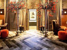 Luxus pur: Lederboden: Bequem wie eine Couch, strapazierfähig wie ein Wanderstiefel – der Lederboden ist der neue Trend im… #News #Boden