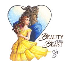 Beauty And The Beast 2017 by Weirdream13 on @DeviantArt