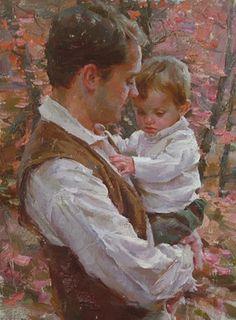 ~ Robert Coombs: Fatherhood