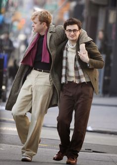 Kill Your Darlings (2013) Costume Design by Christopher Peterson
