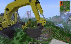 Minecraft Excavator