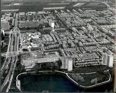 1980-1985 Veldhuizen met Proosdijvijver -Victoria-Vesta vijver