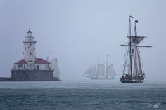 Parade of Sail, Tall Ships Chicago 2013 by Chris Peak on 500px