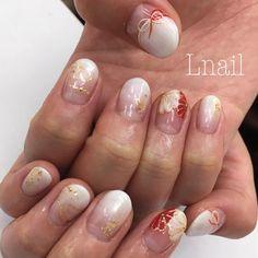 いいね!26件、コメント3件 ― Lnailさん(@lnail11)のInstagramアカウント: 「#前撮りネイル#和装ネイル#水引ネイル#ウェディングネイル##nailloves #nail #nailstagram #naildesign」
