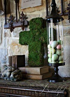 All Things Beautiful Moss Cross