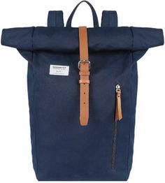 Sandqvist Dante sac à dos bleu