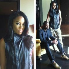 Matching is good sometimes - Dwayne Wade and Gabrielle Union