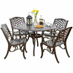 JCPenney ~ Nice Patio Set for Spring and Summer