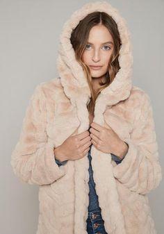 Haily's jack van imitatiebont NATALIA - online shoppen - Fashionchick.nl