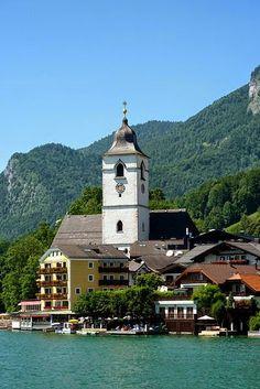 Viajar: St. Wolfgang im Salzkammergut (Austria)