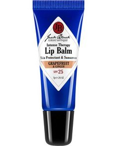 Intense Therapy Lip Balm SPF 25 with Grapefruit & Ginger 0.25 oz