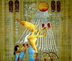 Akhenaten's City Built on Broken Backs