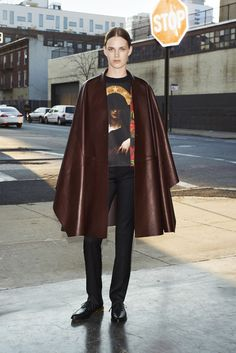 Givenchy Pre-Fall 2013 Fashion Show - Ashleigh Good
