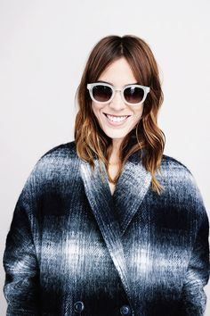 Alexa Chung for Tommy Hilfiger shot by Angelo Pennetta