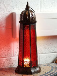 Moroccan Candle Lantern #anthropologie #pintowin