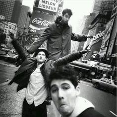 Beastie Boys - https://instagram.com/p/45qslLjJt4/?taken-by=rocknrollhaze