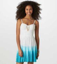 AEO dress! I love the colors!!!