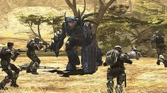 poor hunter those odst's want to pick on him