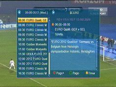 Euro 2012 new channel on Astro - ThaiSatellite TV