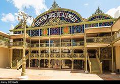 Teatro José de Alencar. Fortaleza, Ceara.