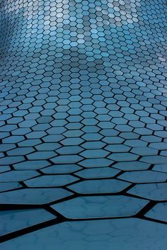 cool hexagons