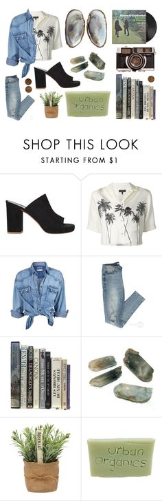 """OOTD #38"" by cara-is-a-freak ❤ liked on Polyvore featuring Robert Clergerie, rag & bone, Soul Cal and Mother of Pearl"
