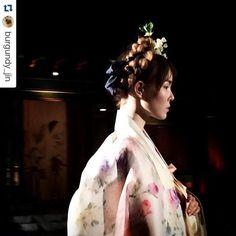 감사합니다✨ . . . . . .  #차이김영진#hanbok#fashionshow#gala #seoulfashionweek#2016fw #차이킴 #Tchaikim #삼청동 #한복 #readytowear  #2016ss #철릭원피스 #철릭