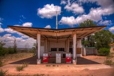 old gas stations 146