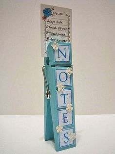 jumbo clothespin by leapfroglbna (Laura), via Flickr