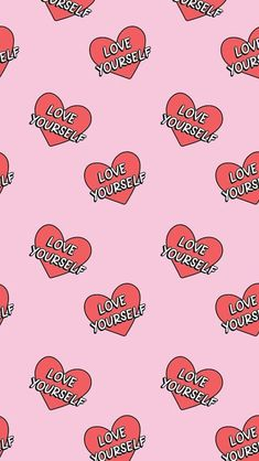 Self love collage background, background patterns, background ideas, love wallpaper, wallpaper quotes