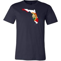 Florida Flag Men's Tee