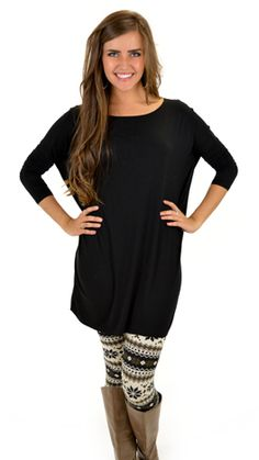 """""""We're obsessed with these tunics! Available in 2 colors! $42 at shopbluedoor.com"""""""