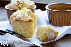 Muffiny cytrynowe.