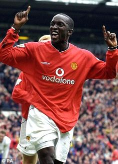 Dwight Yorke (Manchester United)