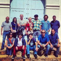 Intercambio técnico Brasil-Colombia para el fortalecimiento de los sistemas de información @ Villa de Leyva